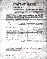 Immigration Certificate of Citizenship (William Dunn) (1 of 2)