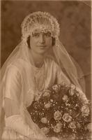 Mary P. Kearns (Wedding Photo)